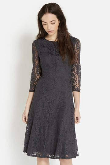 Love this lace dress brought for a dinner dance