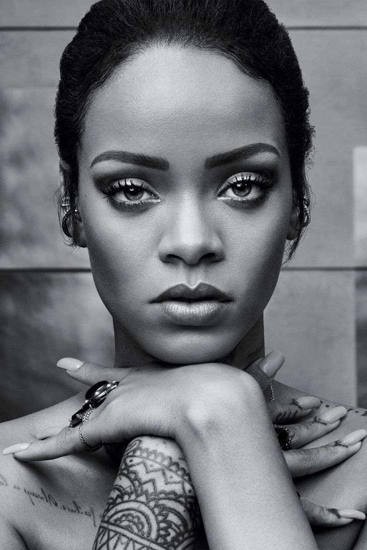 """Rihanna for The New York Times """