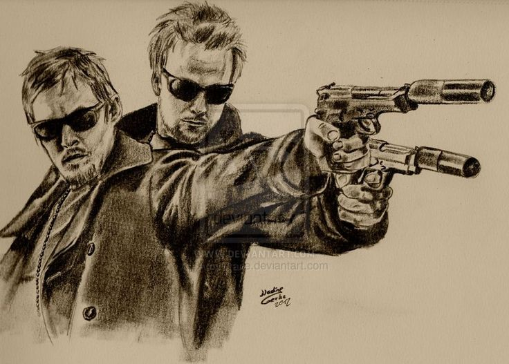 The Boondock Saints II - All Saints Day by AmyCrane on deviantART