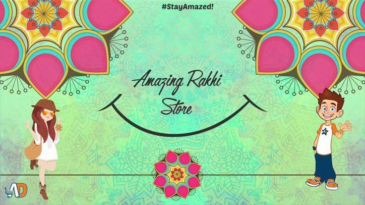 Ek anokha sa #AmazingRakhi store for our super amazing AD Friends, this…