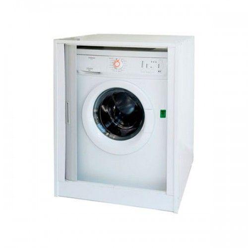 Armario mueble para lavadora secadora productos top for Mueble encima wc ikea