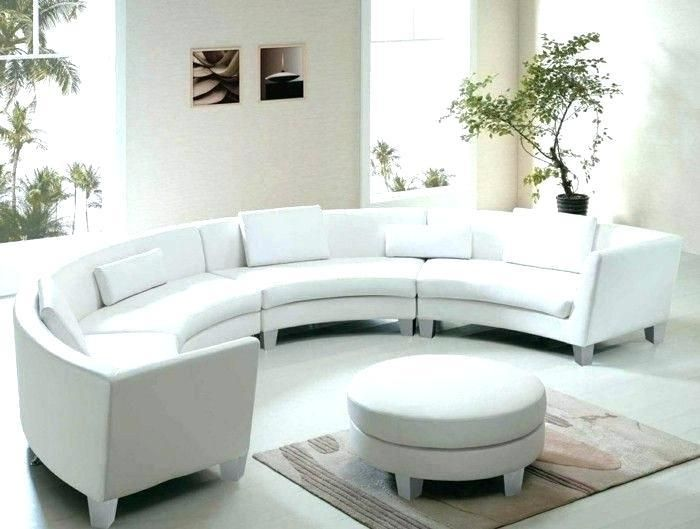 43 semi circular couch circle sofa