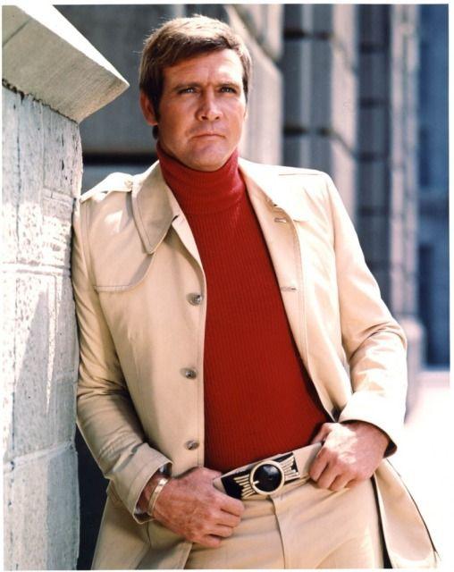 six million dollar man safari suit