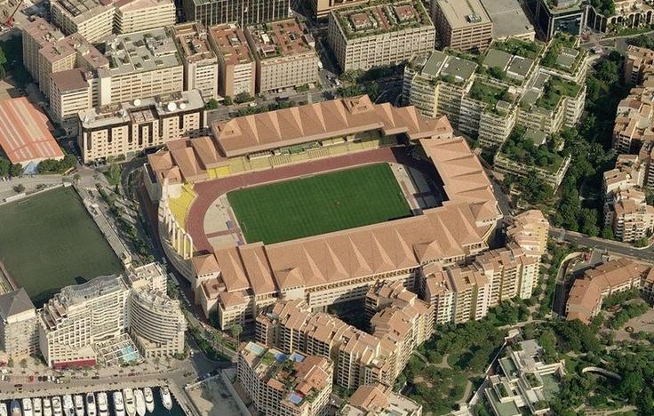 (Soccer) MONACO - Stade Louis II (18,523) - SkyscraperCity
