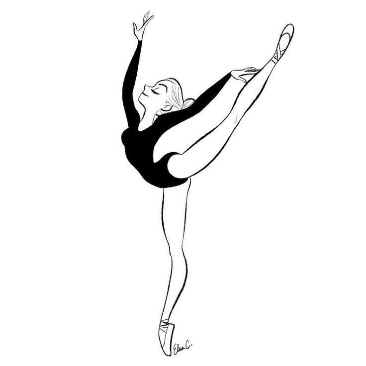 Рисунки для срисовки прикольные девушки гимнастка, создать видео картинками