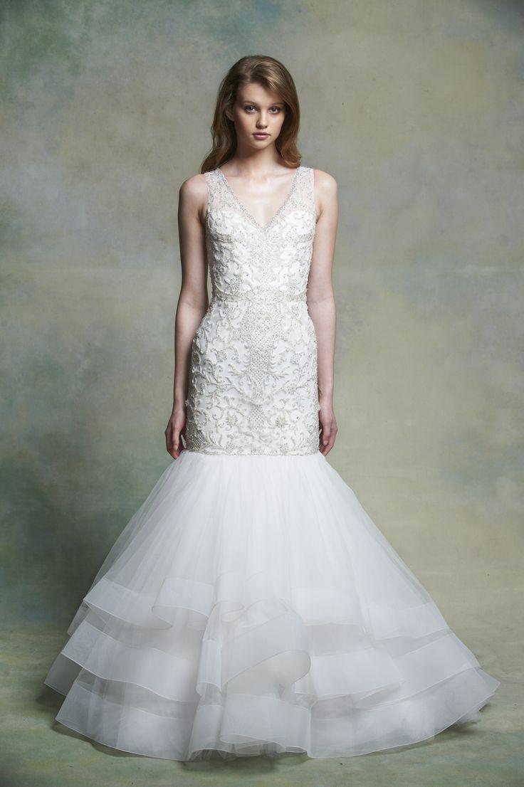 13 best Enaura Bridal Spring 2016 images on Pinterest | Short ...