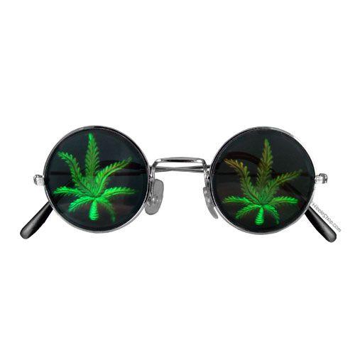 Amazon Hippy Glasses