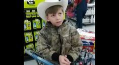 Country Music Lyrics - Quotes - Songs Hank williams sr - Outstanding Little Boy Serenades Walmart With Jaw-Dropping Hank Williams Mash Up - Youtube Music Videos http://countryrebel.com/blogs/videos/outstanding-little-boy-serenades-walmart-with-jaw-dropping-hank-williams-sr-mash-up