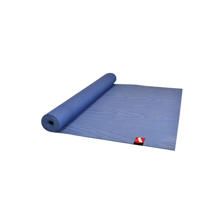 Dragonfly Yoga Natural Rubber Lite Yoga Mat - Blue (3mm)