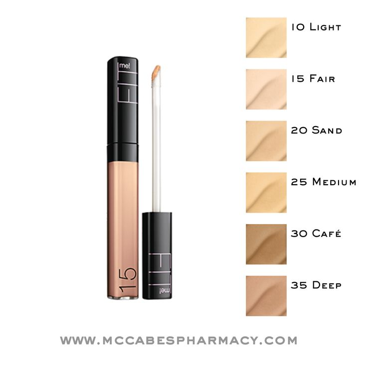 Maybelline Fit Me Concealer I Have Fair Clair 15 This