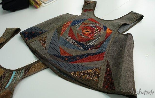 мастер-классы по лоскутной одежде, Ксения Дмитриева