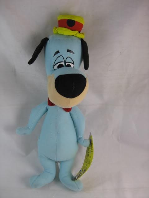 hanna barbera huckleberry hound plush toy stuffed