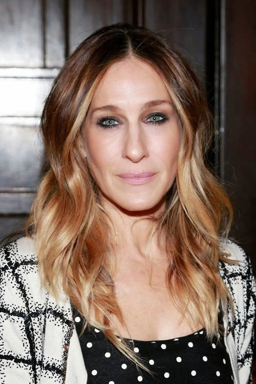 The new trend in hair color - bronde