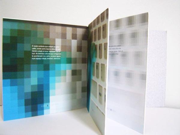 Cybercafés by Filipa Ribeiro, via Behance