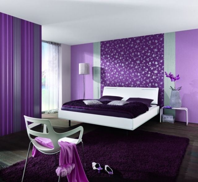Amazing Colors And Designs For Your Bedroom Curtains