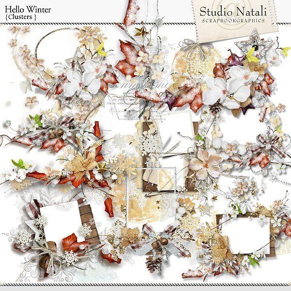 Hello Winter Clusters