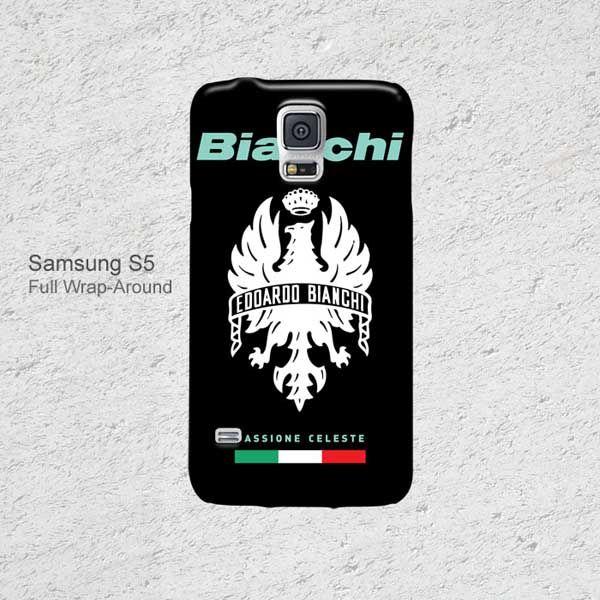 Eduardo Bianchi Bike Cycle Samsung Galaxy S5 Case