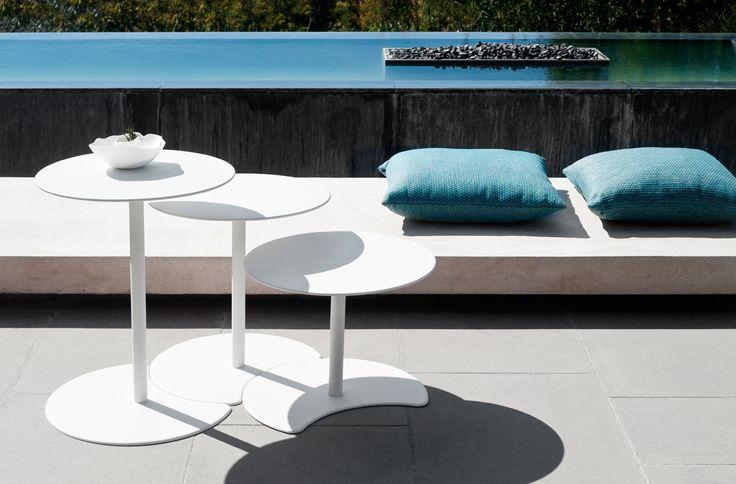 Drops side table | Tribù