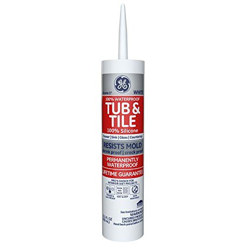 Loctite 1515861 Polyseamseal Tub And Tile Adhesive Caulk 5 5 Ounce Tube White Tub Tile Silicone Caulk Tub
