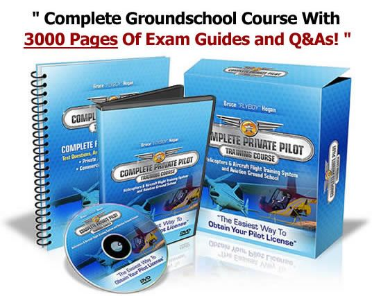The Private Pilot 2 DVD Training Course: A Complete Ground School Course That Will  Get You Up To Speed Quickly And Easily! With over 20 years in the aviation industry,  I am a certified instructor who has taught  hundreds if not thousands of people like you  how to fly and how to get their pilot's  license. That means I know precisely what it  takes to prepare you for the rigorous tests  the FAA, JAR or ATP flight school will put  you through and I know what it takes for you  to pass.