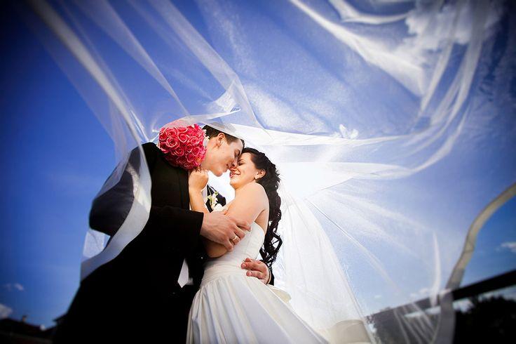 Свадебное портфолио фотографа Андрея Сайфутдинова