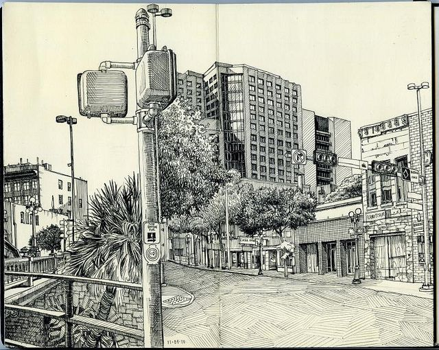 Paul Heaston   #sketchbook