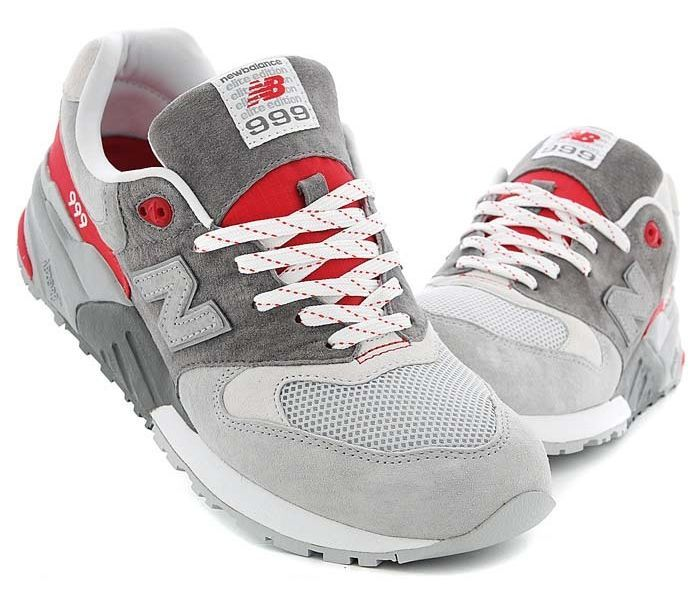 new arrival 4b1df 2c531 New Balance 999 Grey Red ...
