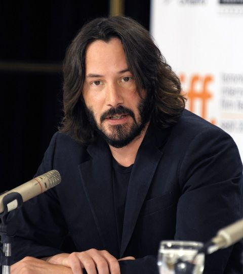 Chatter Busy: Keanu Reeves Is Not Dead !