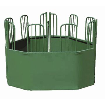 Tombstone Large Hay Feeder 3 Sections 54 Quot High Bottom