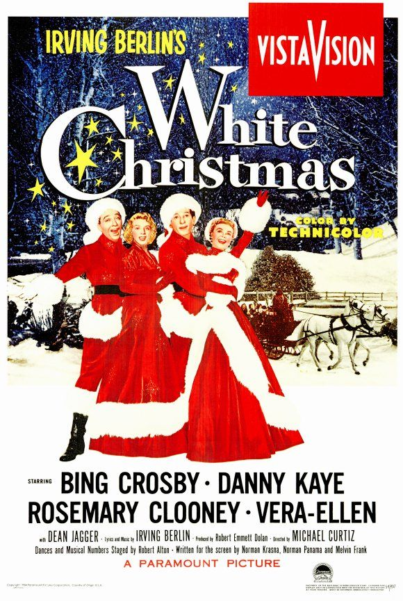 one of my all time favourite movies to watch around the holidays. love bing crosby!