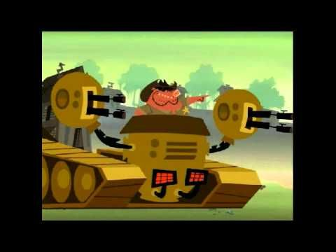 Pig Sheriff - Samurai Jack - YouTube
