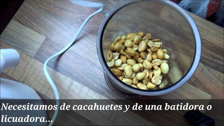 Mantequilla de cacahuetes