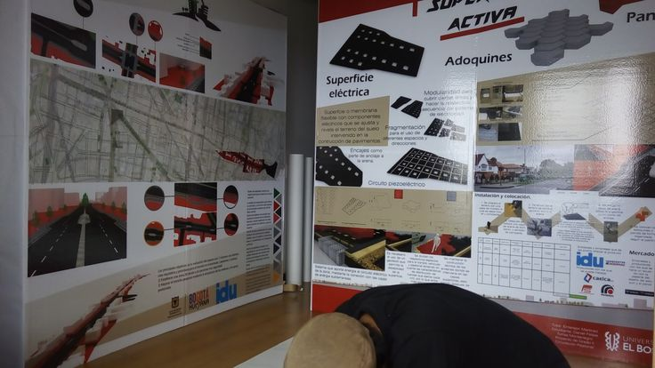 Diseño, Montaje de Stands & Sistemas de exhibición.