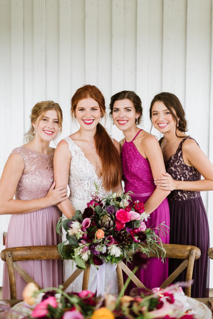 239 best bridesmaid dresses by color images on pinterest pink and purple bridesmaid dresses from davids bridal wedding dress by galina signature exclusively at davids bridal ombrellifo Image collections
