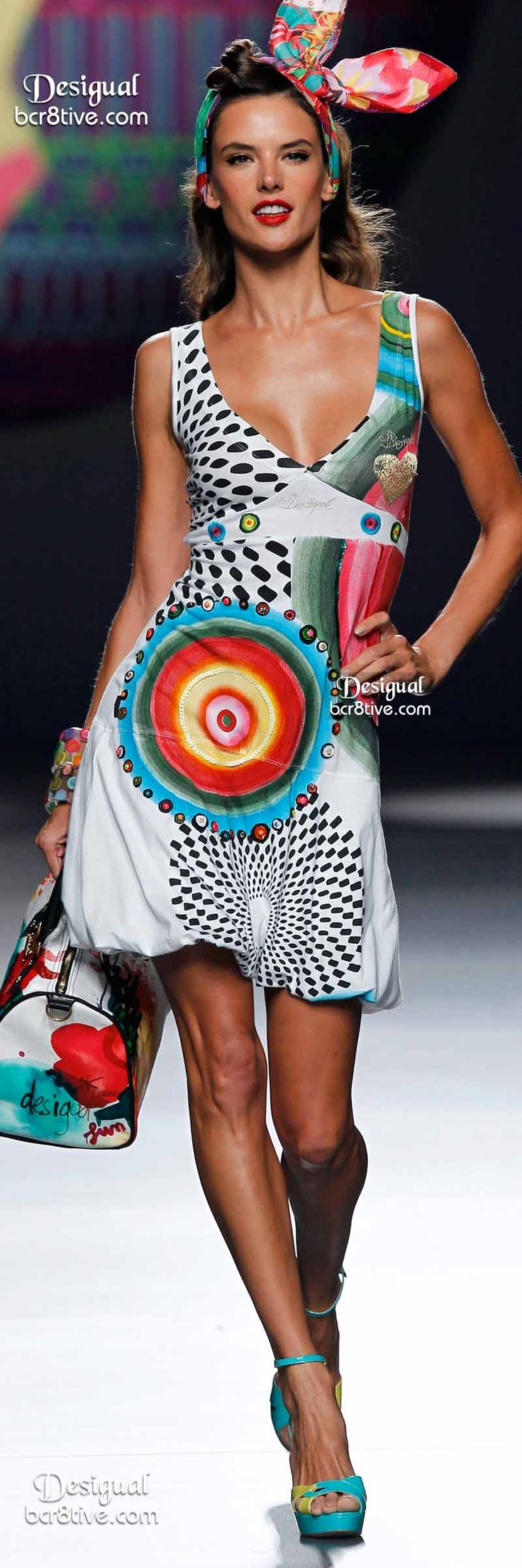Desigual Summer 2015 Madrid