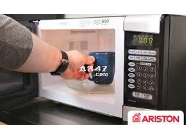صيانه جميع اعطال ميكروويف Ariston Kitchen Appliances Microwave Maintenance