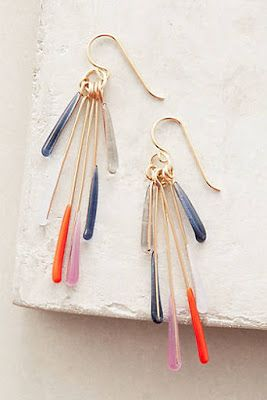 Great #anthrofave: Earrings
