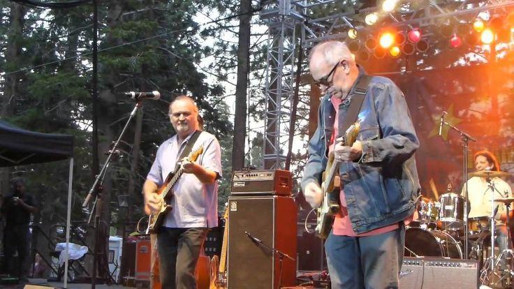 2013 Bluesapalooza - Jimmy Thackery & Tinsley Ellis - Let The Good Times Roll