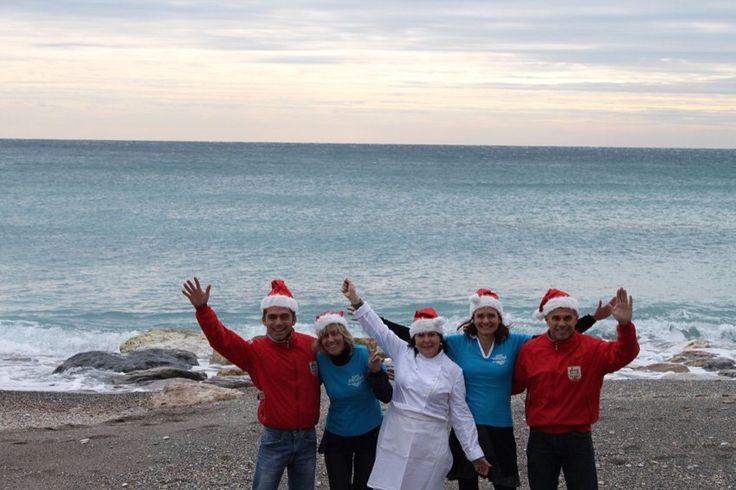 Christmas staff #bagnivirginia