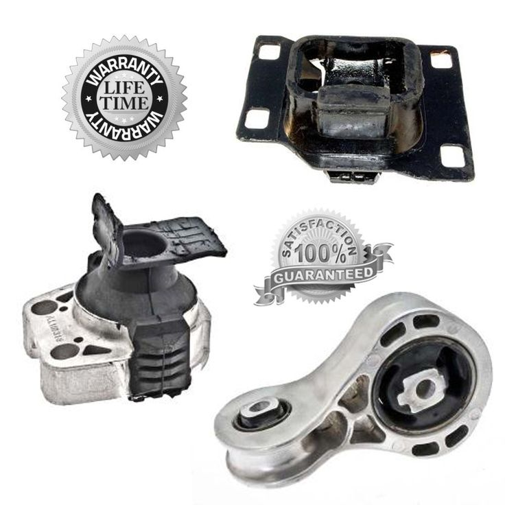 17 best images about engine and transmission mounts on for Motor mounts ford focus