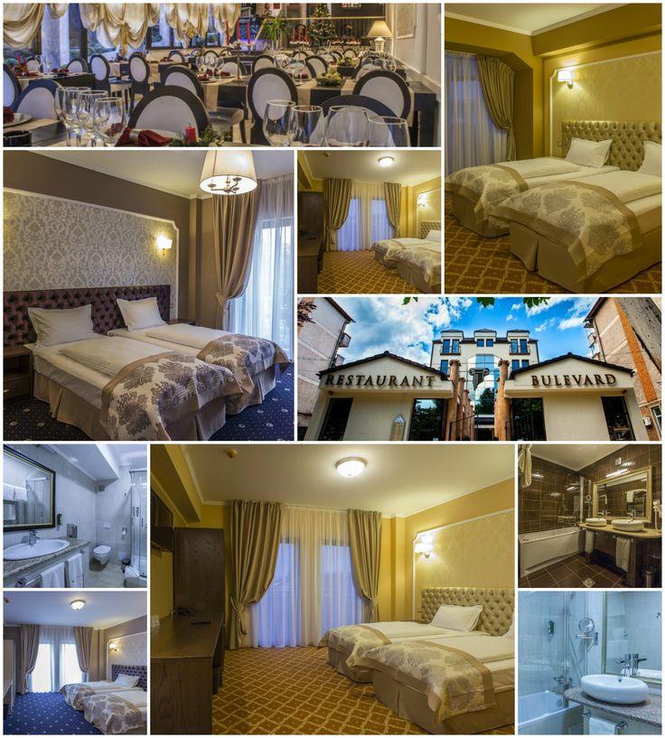 Hotelul Bulevard se află în Hunedoara, la 800 m de Castelul Huniazilor, și oferă un restaurant à la carte.   Enjoy Romania!
