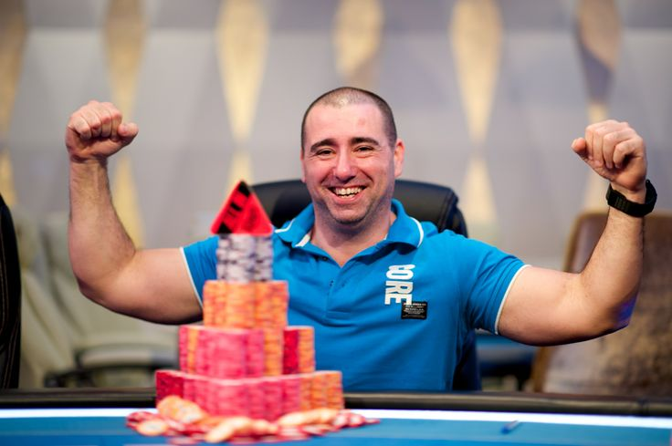 Daniel Zgondea - Winner of the German Poker Days main event at King's Casino!