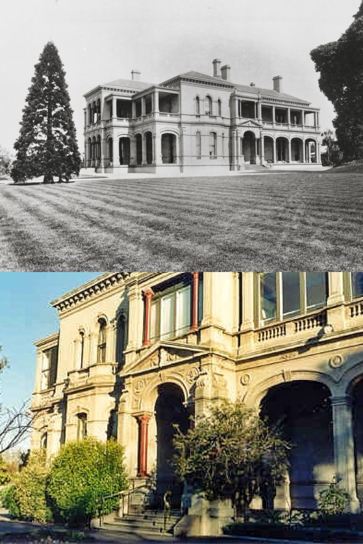Beaulieu toorak was built in 1871 architects purchas for Buckley house