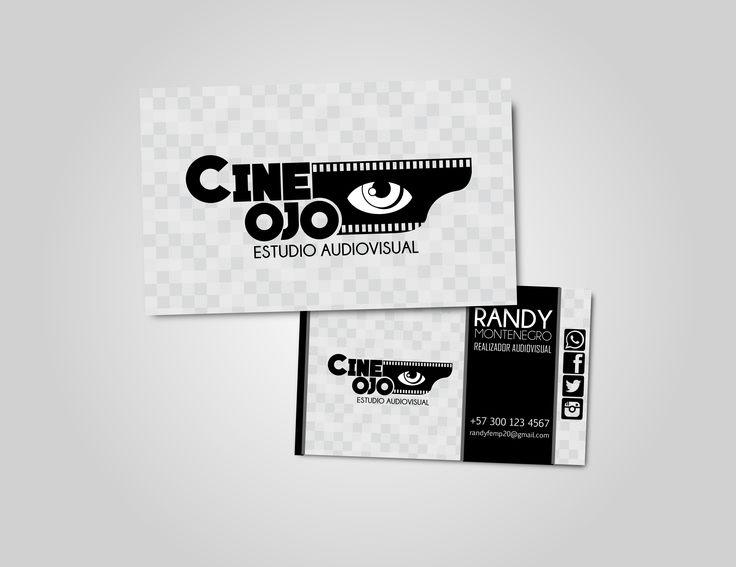 #Cineojo #logo #card
