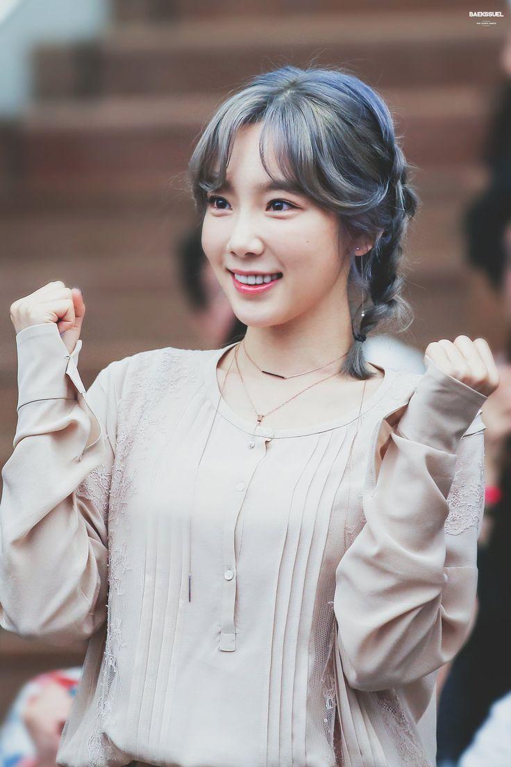 160 best taeyeon hair images on pinterest | girls generation, kpop