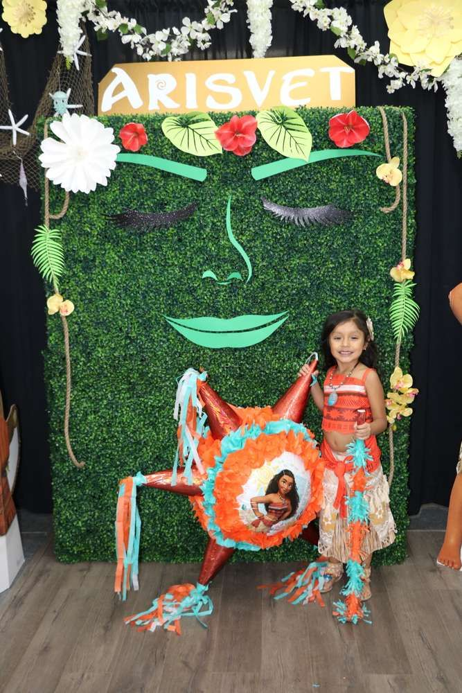 Moana Birthday Party Ideas | Photo 1 of 37