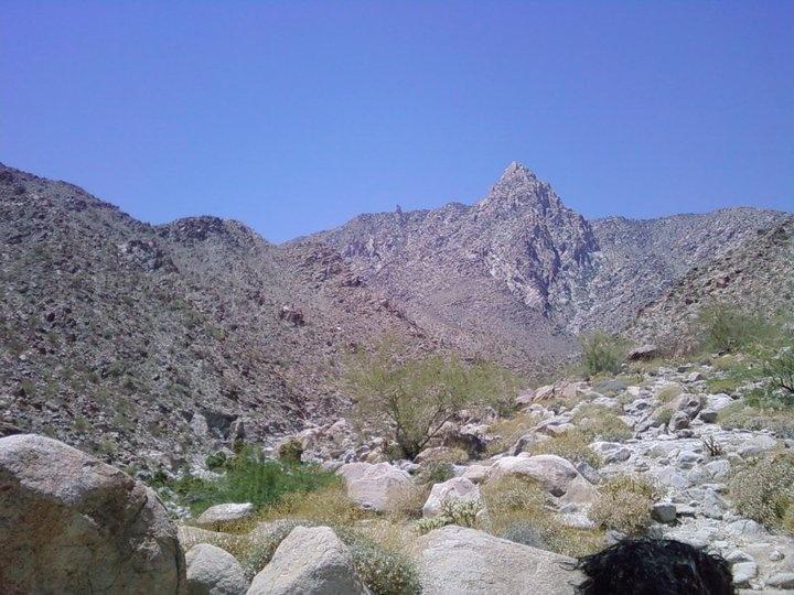 Cañon de Guadalupe BC. Mexico