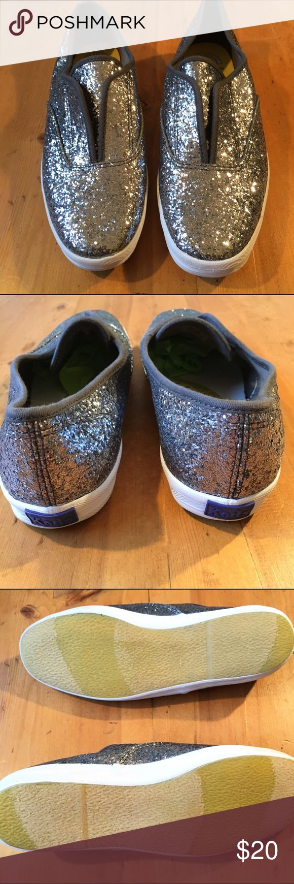 Sparkle Women's Gap Keds Size 10 women's never worn comfortable like Keds very cute sparkle and fun Gap  Shoes Flats & Loafers