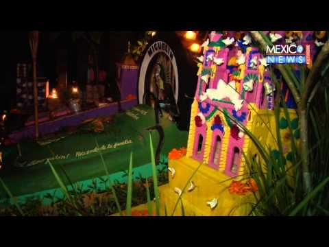 @Xcaret Park  celebrates life and death