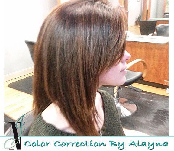 Color Design Hair Photo 4